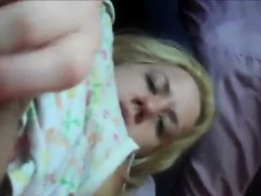 Squirter Soaks The Carpet With Her Juices