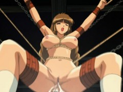 Hentai Girl Caught And Tied Up By Shemale