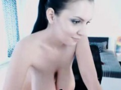 bouncing-huge-natural-tits-and-fingering-on-webcam