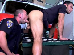 cops-buff-pecs-jizzed