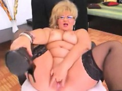 granny-in-sexy-lingerie-undressing-on-cam