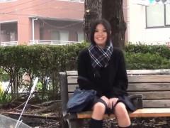 japanese-teen-rubs-pussy