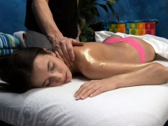 angel-blowing-her-rubber-during-massage