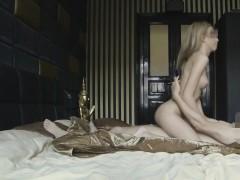 Русское порно с придуманного юношей кастинга на роль в порно фильме