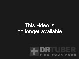 Fishnet face amateur gags and pukes on a cock