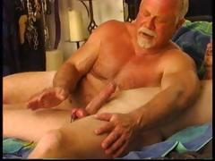 Young Hunky Dude Gets His Balls Worked Over By Very