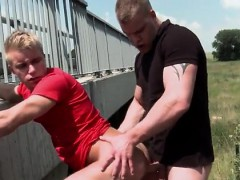 Gay Celebrities Fucking Hot Stud Gets Fucked On The Highway