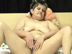 Fat And Dirty Grandmother