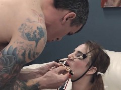 Fetching Bdsm Anal Action In Gangbang