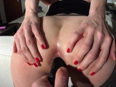 naughty-hotties.net - anal playtime with landlord - anal cre