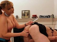 anal-slut-alex-pegged-by-a-big-tittied-femdom-pornstar