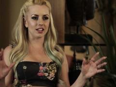sexfactor: lexi belle. get to know the judges. reality porn