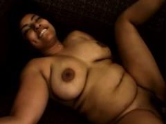 Sexy Pregnant Indian Babe