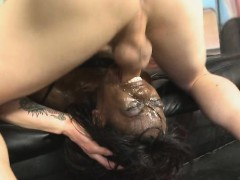 bold-black-ghetto-bimbo-face-bashed-with-white-dick