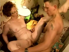 eager-grandma-spreads-her-legs-to-have-her-wet-cooch-stretched