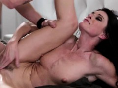 Glamorous Milf Seducing Stepson To Fuck Her