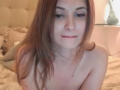 girl redhead videochat naked