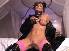 sexy-buxom-lady-has-a-great-alone-time-and-rides-a-massive-dildo