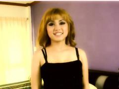 blonde thai bitch is flawless