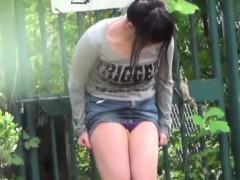 Fetish japanese urinate