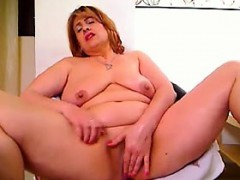 maryann – red rusia mature has monster orgasm WWW.ONSEXO.COM