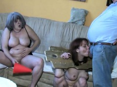 mia gets used by old couple for sex