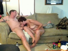 Mature Sucking Dick On Cam