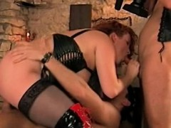 sexy stepmom hungry for stepson and his frie