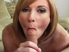allison-wyte-gets-her-mouth-creamed