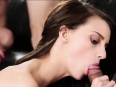 Two Cute Teen Girls Love Horny Daddies Fucking Both Of Them