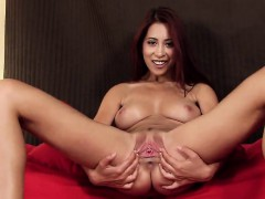 naughty czech nympho stretches her pink muffin to the extrem WWW.ONSEXO.COM