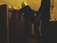 bathroom gangbang witrh visitors are revealed by rachel WWW.ONSEXO.COM