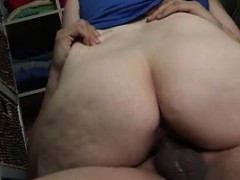 Wife Riding My Cock