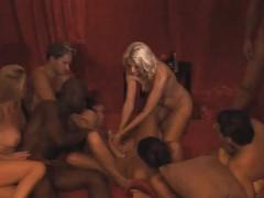 Interracial Couple Learns The Secrets Of Masturbation
