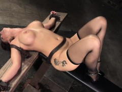 restained-submissive-facefucked-and-pounded