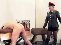 uniformed-mistress-canes-useless-sub-ass