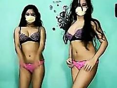 desi-lesbian-teens-putting-up-strip-shows