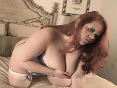 huge-redhead-gal-in-a-corset-mora-from-1fuckdatecom