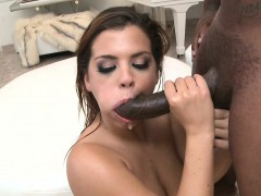 cutie keisha grey wants a black cock in her asshole