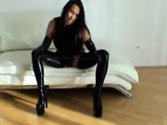 latex-handjob-footjob