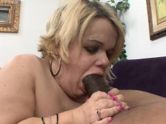 buxom-blonde-midget-stella-sucking-and-stroking-a-massive-black-pole