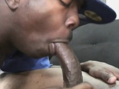 Extreme Anal Rimming For These Ebony Thugs