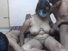 threesome on cam indian video 92