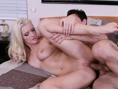 sexy blonde vagina stretched deep addison avery