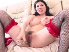 perfect toy solo along brunette milf, sofia takigawa