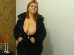 kinky dancing massive boobs girl wit from spicygirlcam,com