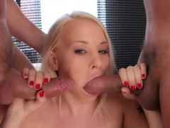 young-blonde-2-dicks-anal-cream-pie