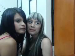 two-latinas-playing-between-them
