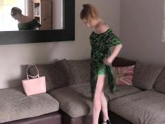 natural babe sucks and bangs british agent – Free Porn Video