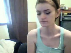 Teenage On Web Cam 150215